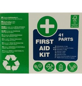 First Aid Kit 41 Parts - Eco Pack