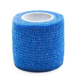 Blue & black grip cover tape