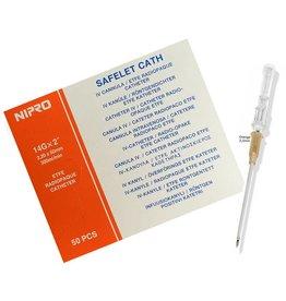 NIPRO 14G Orange 2.2