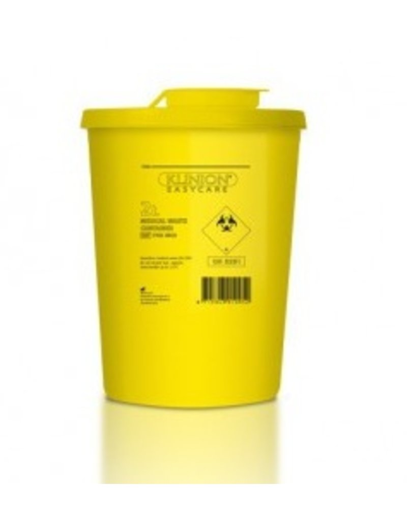 Sharps container 2L
