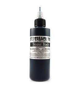 SILVERBACK INK® STUPID BLACK