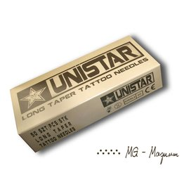 UNISTAR™ MG super long taper 0,35mm