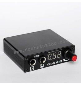 Mini power supply - black