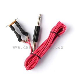 Basic Clipcord with jack plug - pink