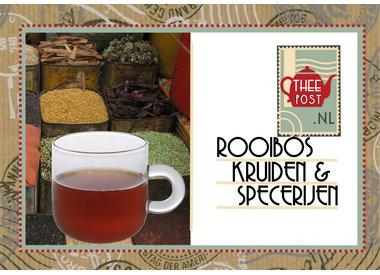 Tisanes (Rooibos, Kruiden & Specerijen)
