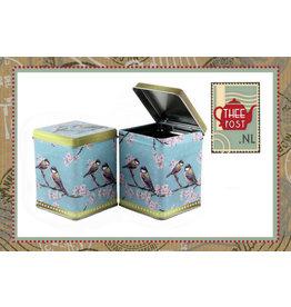 Theeblikje Beau Tea Ful Birds