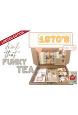 Brievenbusdoosje 1972 Drink That Funky Tea