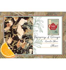 Rosemary & Orange (Zwarte thee)