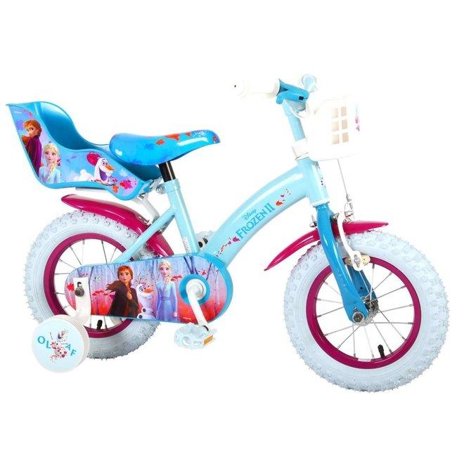 Disney Frozen 2 91250-CH  Meisjesfiets Kinderfiets 12 Inch