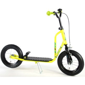 Volare Volare Autoped Lime 1237 Kinder Step 12 Inch