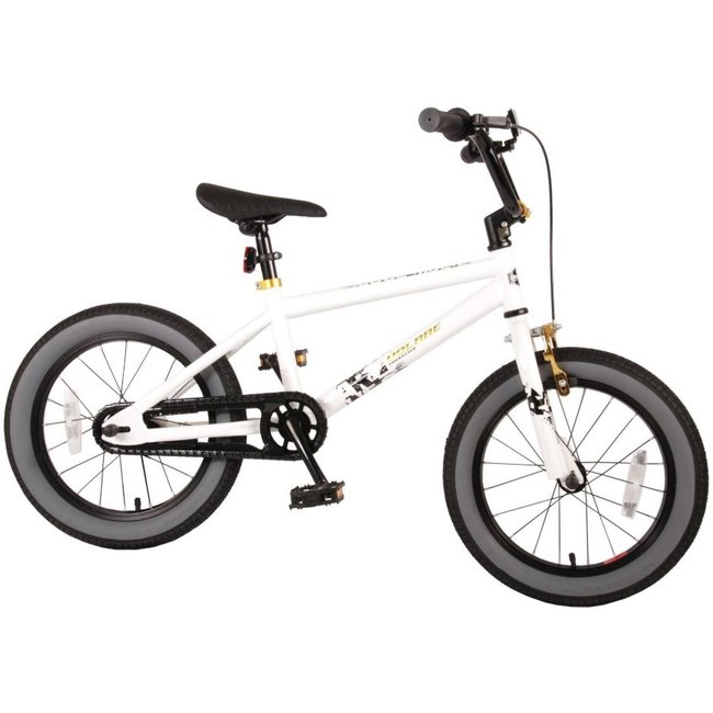 Volare Cool Rider Wit 91645 BMX Fiets Crossfiets 16 Inch