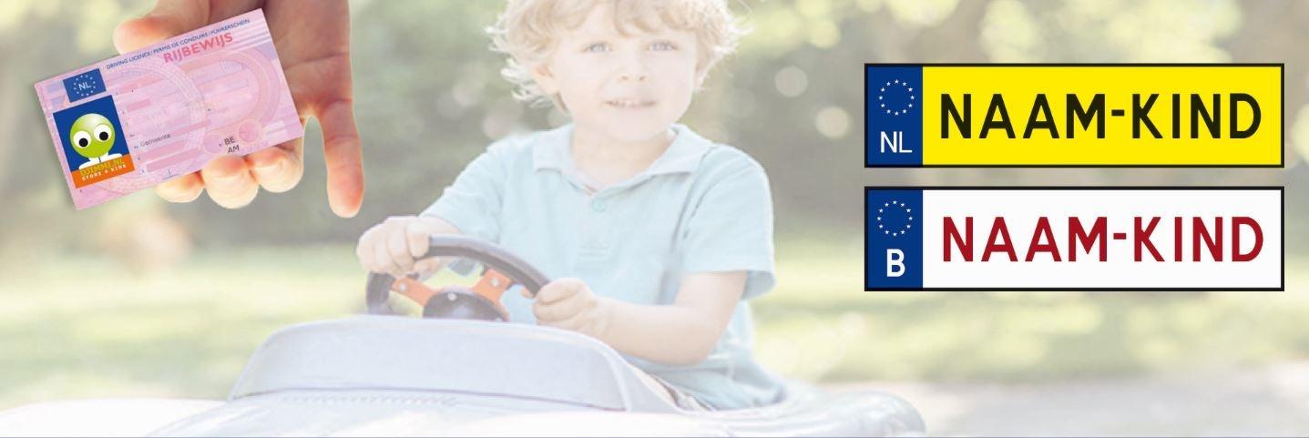 Actie Kinderauto
