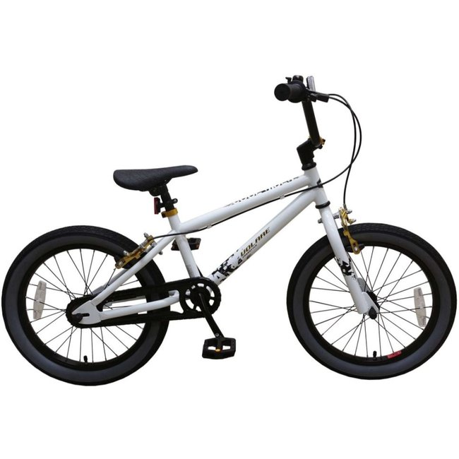 Volare Cool Rider Wit 21879 BMX Crossfiets 18 Inch
