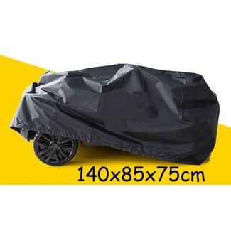Beschermhoes Kinderauto met Trekkoord Sluiting - XL