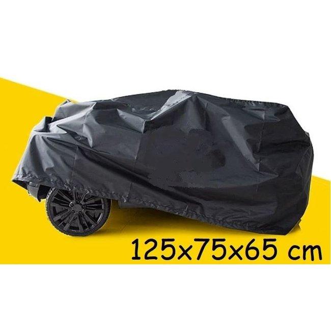 Beschermhoes Kinderauto  met Trekkoord Sluiting - L