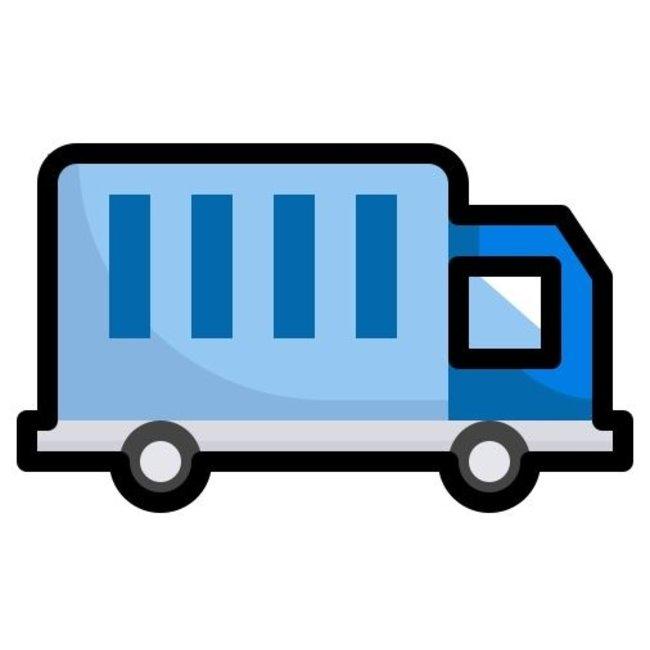 Verzendkosten GLS - DHL Middel
