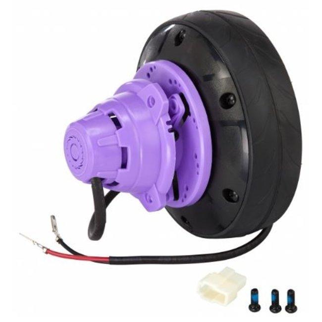Razor Wiel met Motor E100 Power Core Paars - W13111249048