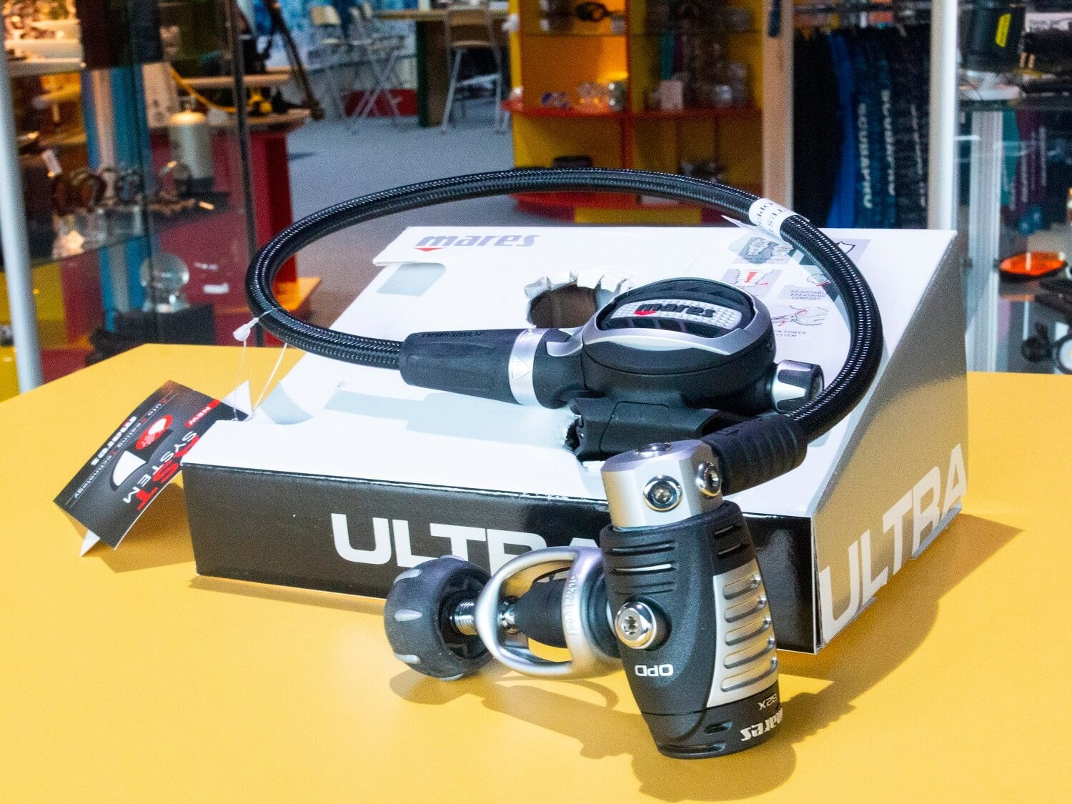 Mares Ultra Adjustable 82X