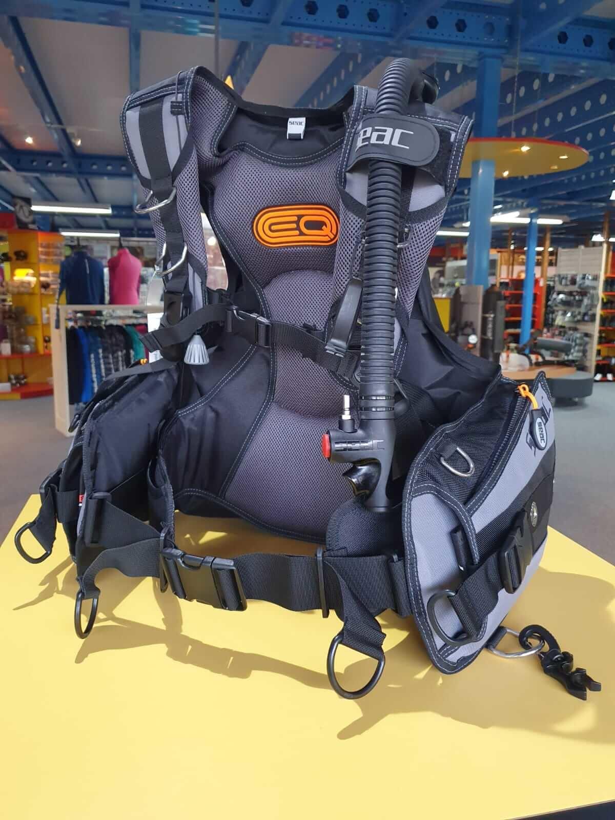 Buoyancy compensator SEAC-2