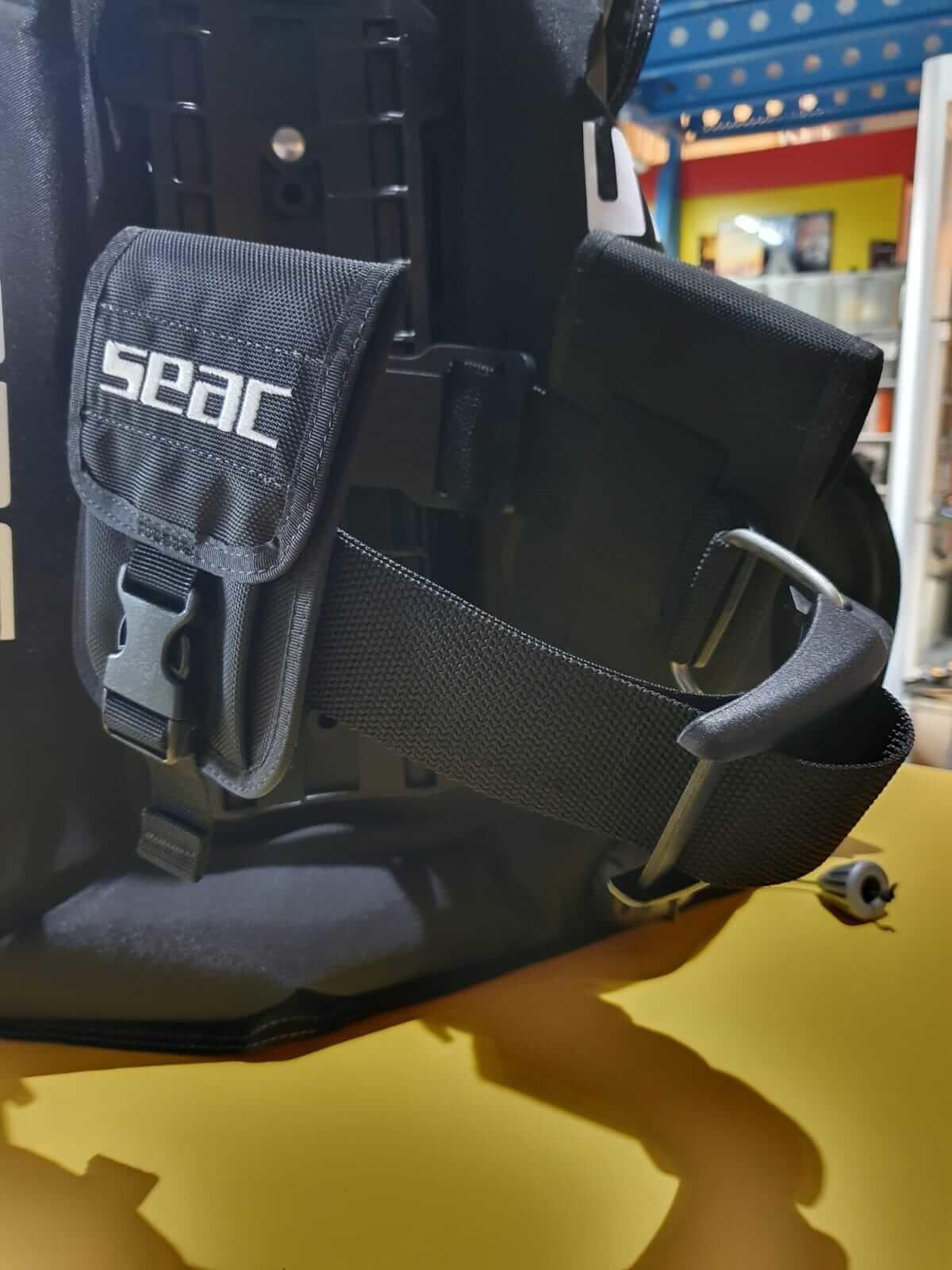 Buoyancy compensator SEAC-6