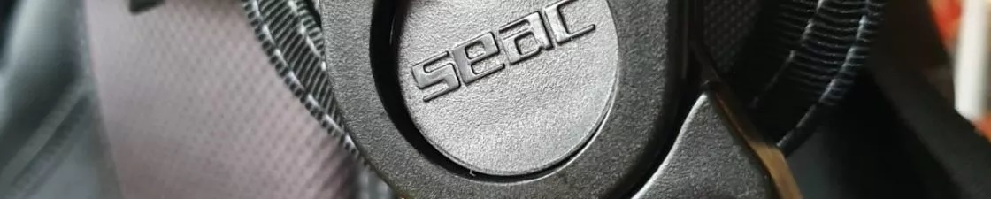 Brand new buoyancy compensator from SEAC