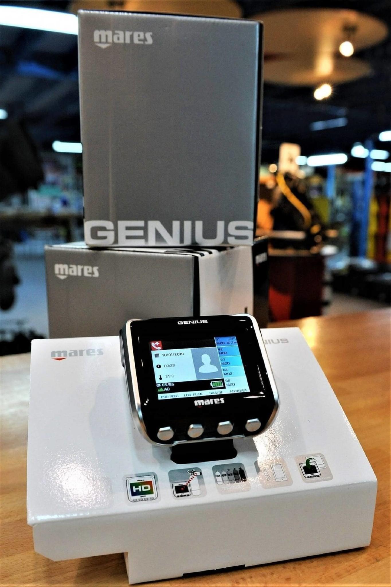 Mares Genius HD slider-1