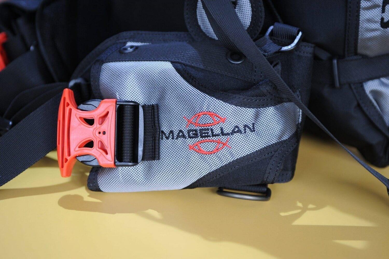 Mares Magellan slider/4