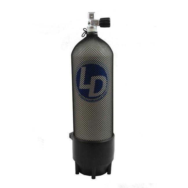 Rydec 10 liter fles 232 bar staal