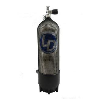 Rydec 10 liter fles 300bar Staal