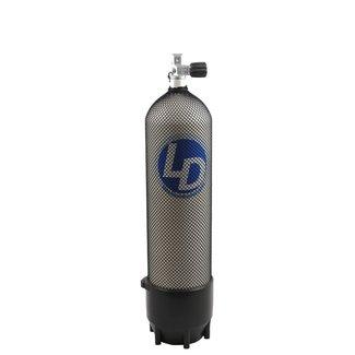 Rydec 12 liter Lang fles 300bar staal