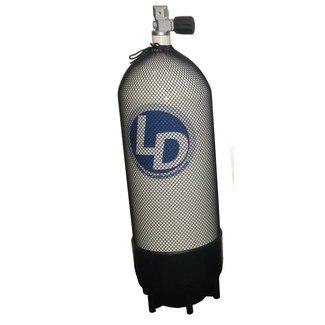 Rydec 15 liter fles 232bar Staal