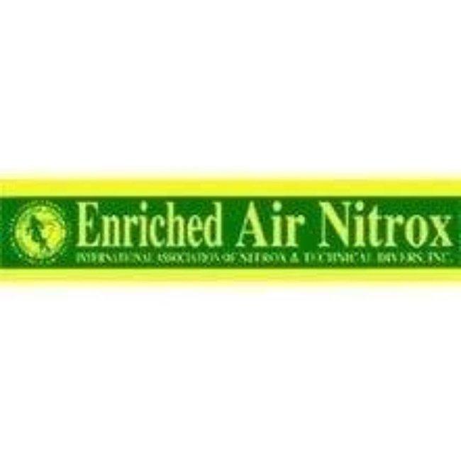 Rydec Nitrox decal long