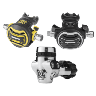 Apeks XTX200 / XTX50 Octopus Set
