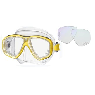 Tusa Ceos Negative Mask Clear Silicone
