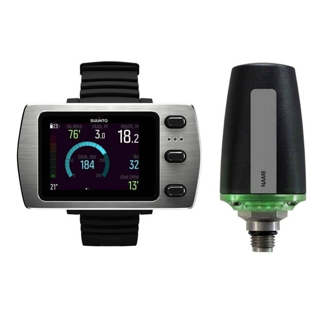 Suunto EON STEEL With Transmitter