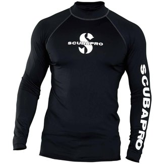 Scubapro Black Long Sleeve / lange mouwen