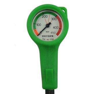 Rydec Pressure Gauge Oxygen 400