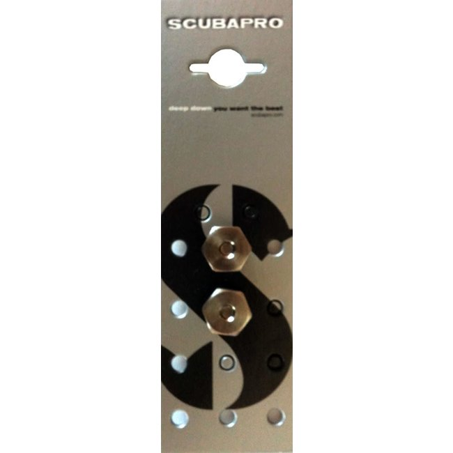 Scubapro X-Tek screw set