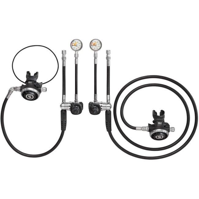 Scubapro Sidemount Ademautomaten Kit