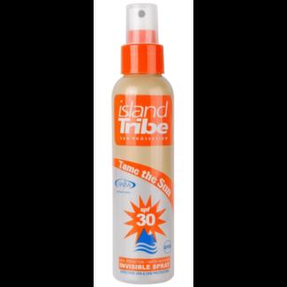 Island Tribe SPF 30 Clear Gel Spray 125ml