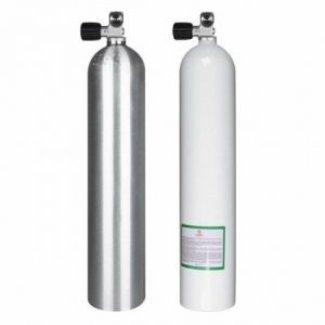 Luxfer Alu cylinder 5.7 liter 40 cuft