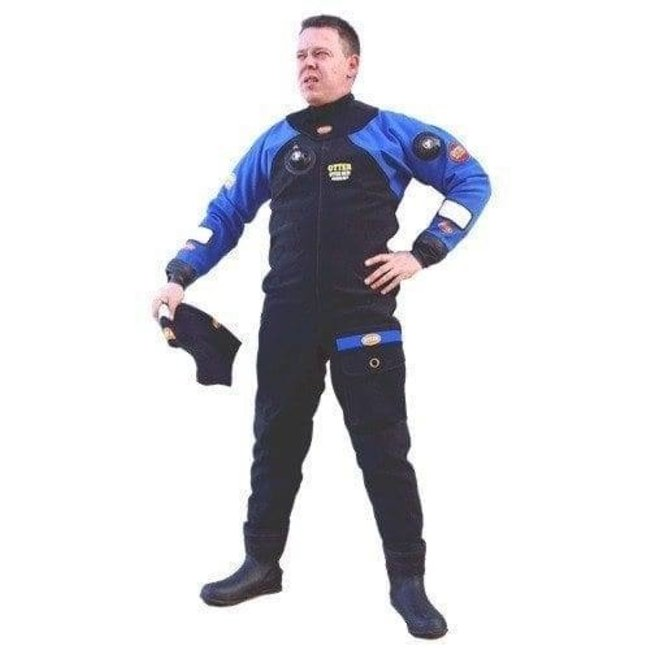 Otter Dry Suits Skin