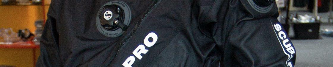Nieuw droogpak van Scubapro: Definition Dry. Halvar vertelt!