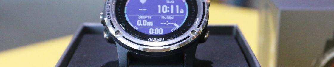 Nieuw: de innovatieve Garmin watch. Halvar vertelt!