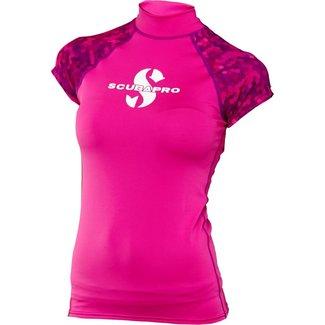 Scubapro Trendy Flamingo Short Sleeve