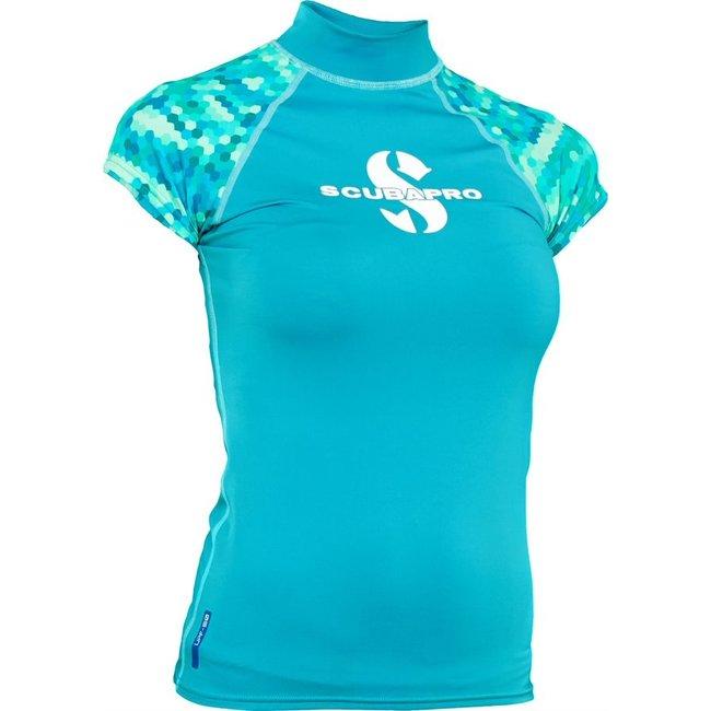 Scubapro Trendy Caribbean Short Sleeve