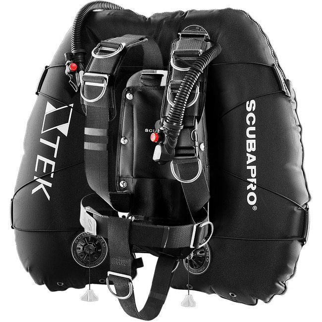 Scubapro X-Tek Pro System Twin Cylinder