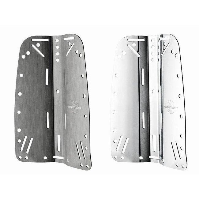 Scubapro X-Tek Backplate Roestvrijstalen of Aluminium