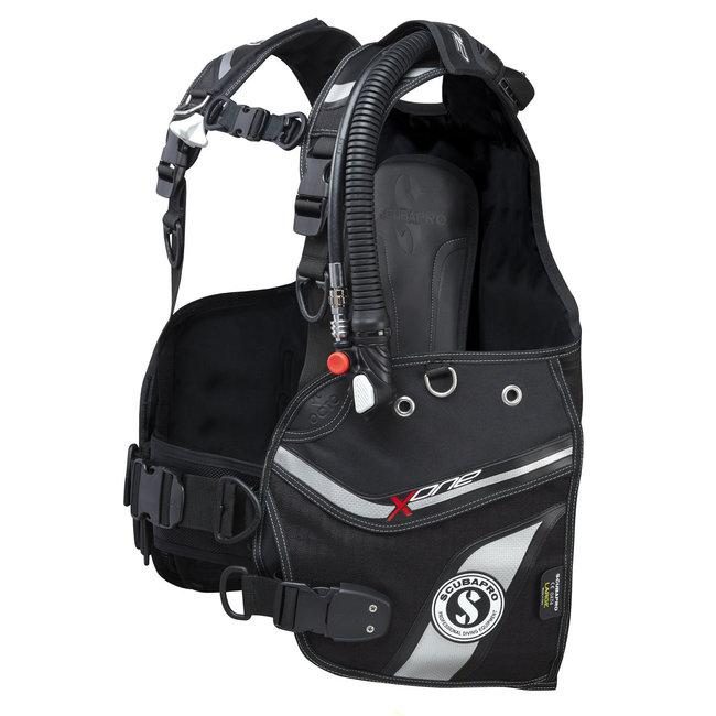 Scubapro X-One Inclusief Lood pockets Maat XXL