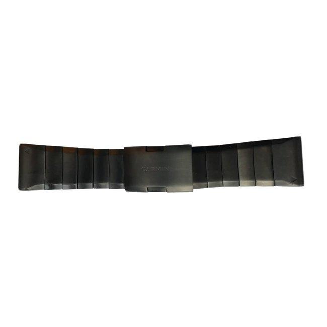 Garmin Slate Grey Stainless Steel Arm Strap